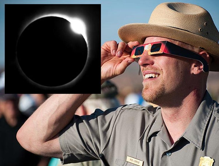 'Diamond Ring Effect' Will Add Excitement to Today's 'Great American Eclipse'
